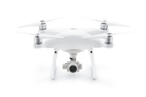 DJI Phantom 4 Advanced Drone with gimbal HD camera