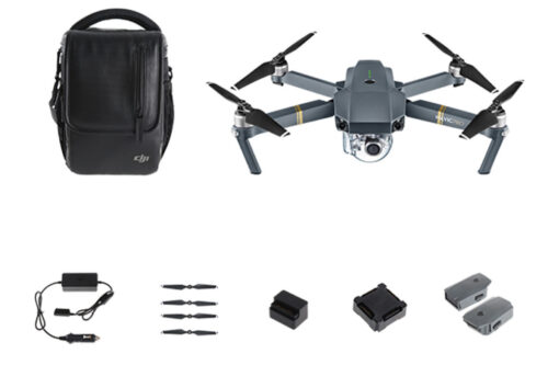 Buy DJI Mavic Pro Fly More Combo