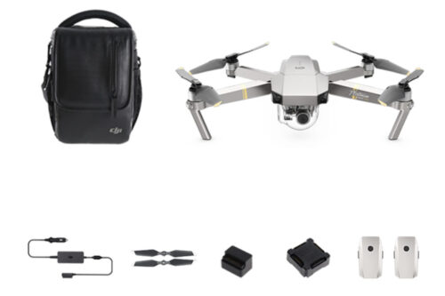 Buy DJI Mavic Pro Platinum Fly More Combo