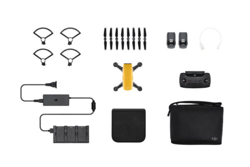 Buy DJI Spark Fly More Combo