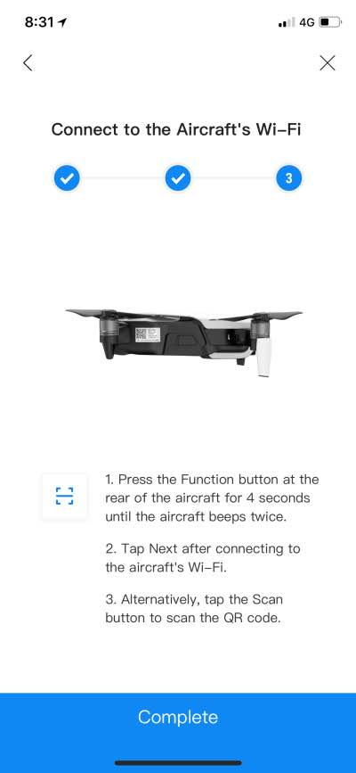Setup DJI Go4 App • Drones Pro