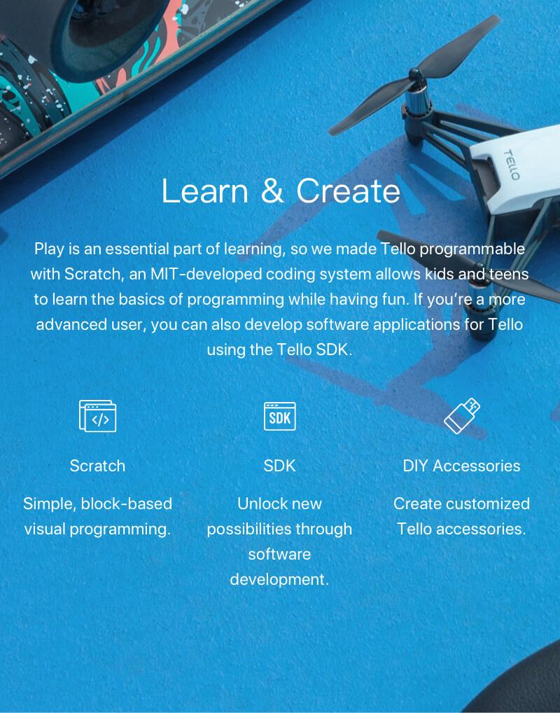 Buy DJI Tello drone Australia, Melbourne, Sydney, Brisbane, Perth, Adelaide